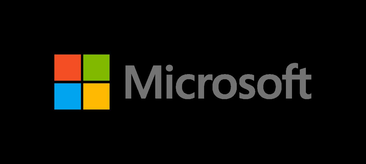 台灣微軟logo